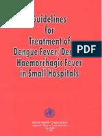 Dengue Guideline Dengue