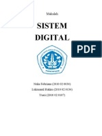 Perbedaan Signal Analog vs Signal Digital