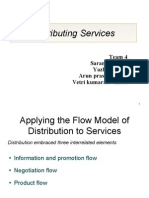 Distributing Services