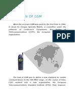 Gsm Evoltion