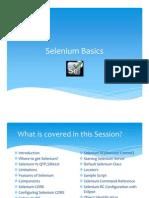 Selenium Basics