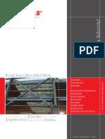 Catalogo Plancha Industrial