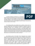 Reseña Estrategia Operaciones Ciberespacio julio2011