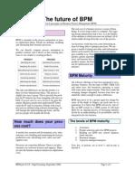 BPM8 - The Future of BPM