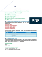 10 Steps for Tax Planning