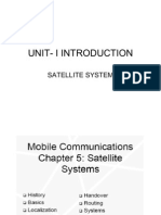 Statellite Communication