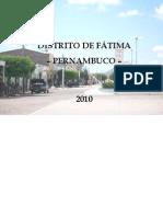 DIAGNÓSTICO DO DISTRITO DE FÁTIMA
