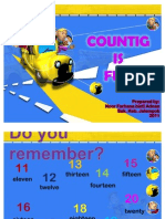 Counting is Fun 11-20