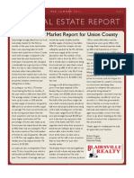 Blairsville Realty Union County Mid-Year Real Estate Market Report