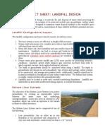 MSW SCS FactSheet Landfill Design Final