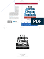 Cleaning Validation Book