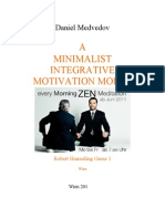 Minimalist Integrative Model