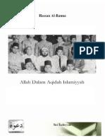 Allah Dalam Aqidah Islamiyyah - Hassan Al-Banna
