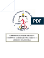 Carta Funtamental  (Vigente)