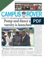 MKU Campus Rover