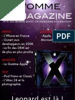 iPomme, le magazine numéro 3