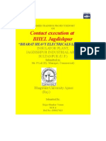 summertrainingprojectreportoncontactexecutionbhel-100704130704-phpapp01