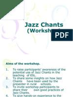 Jazz Chant Presentation