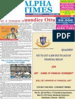 Alpha Times T Nagar Edition for Web July 24, 2011
