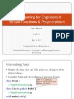 Lec10 Function+ +Polymorphism