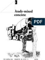1-Ready Mixed Concrete