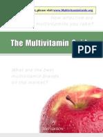 MultivitaminGuide 2010