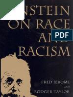 Einstein on Race & Racism
