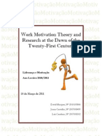 1ºRelatorio_Work_Motivation_Theory_and_Research_At_The_Dawn_Of_The_Twenty-first_Century
