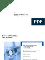 Basel II Overview