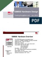 Sim900 Hardware