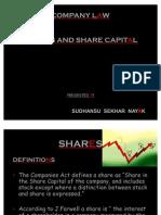 Share Capital Presentation 6