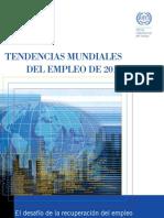 Tendencias Mundiales Del Empleo en 2011