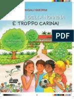 Projeto Gráfico e Editoração do Livro La Casa Della Nonnina È Troppo Carina!