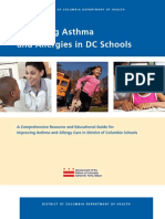Managing Asthma Allergies in DC Schools