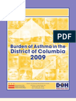 District of Columbia Burden of Asthma Report