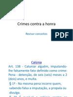 Aula 01 Queixa-crime