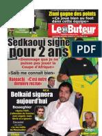 LE BUTEUR PDF du 24/07/2011