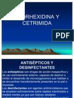 CLORHEXIDINA Y CETRIMIDA