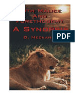 With Malice and Forethought - Synopsis