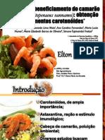 Resíduos do beneficiamento do camarão cultivado (Litopenaeus vannamei)