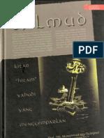 Talmud kitab hitam yahudi