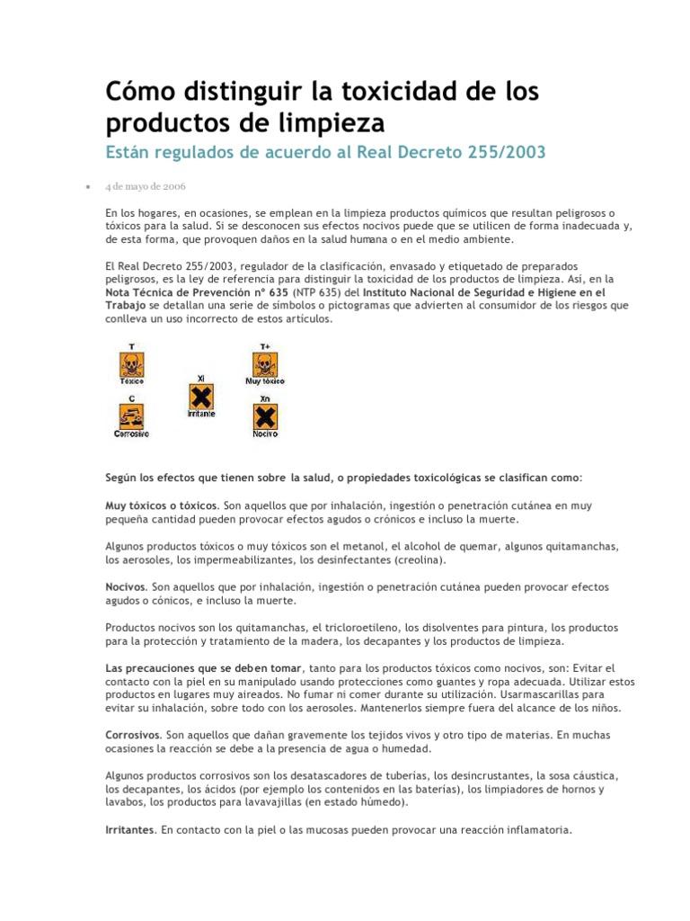 Exposicin a sustancias txicas en el hogar urtaz Choice Image