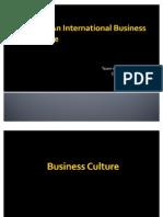 Turkey- An International Business Perspective