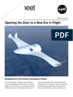 Opening the Door to a New Era in Flight