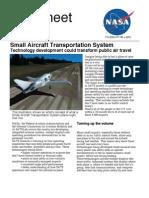 Small Aircraft Transportation System