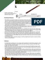 Duduk pdf | Armenia | Musical Instruments