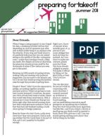 Summer 2011 GFA Newsletter