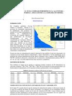GEOCRONOLOGÍA E ISÓTOPOS DE PB Y SR DEL COMPLEJO PORFIRÍTICO UTUPARA_Alberto Bustamante
