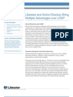 Likewise and Active Directory Bring Multiple Advantages over LDAP
