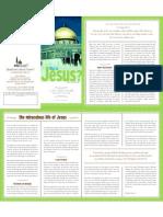 Who Was Jesus (Pbuh)